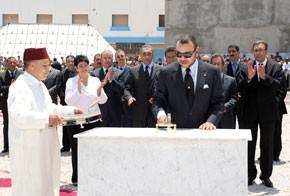 S.M. le Roi examine les programmes de l'INDH dans la province de Nador, d'un coût global de plus de 300 MDH