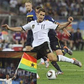 Le Ghana premier vainqueur africain