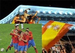 L'Espagne domine l'Allemagne