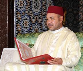 Amir Al Mouminine préside une nouvelle causerie religieuse du mois sacré de Ramadan