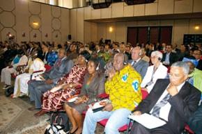 Rencontre africaine sur l'économie sociale et solidaire