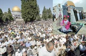 Lien spirituel des Marocains et Al-Qods