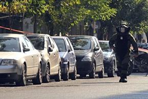 La police intercepte des colis piégés