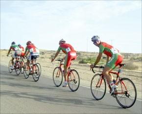 Razzia des coureurs marocains