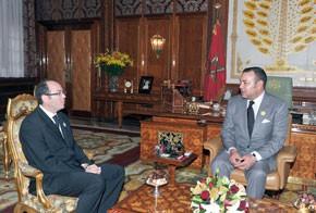 S.M. le Roi nomme Badr El Kanouni président du directoire du groupe Al Omrane