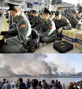 Tension entre Corées : Séoul renforce son armée, Pyongyang prêt à de nouveaux tirs (Photo : AFP)