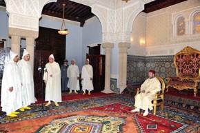 S.M. le Roi Mohammed VI nomme un wali et deux gouverneurs