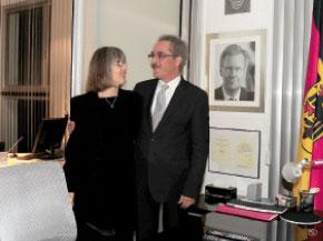 Le nouvel architecte des relations maroco-allemandes
