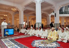 Sa Majesté le Roi Mohammed VI examine à Agadir le programme de qualification des imams, doté d'un budget annuel de 125 MDH