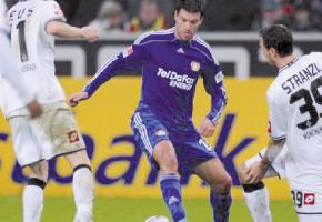Leverkusen récupère la 2e place