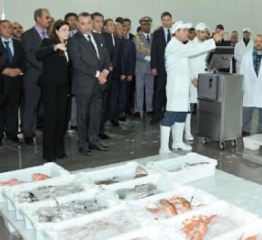 Agadir dotée d'une nouvelle halle aux poissons