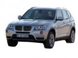 BMW X3, élégante et agile