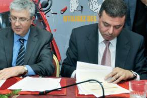 Convention de partenariat entre le CNPAC et l'AIVAM