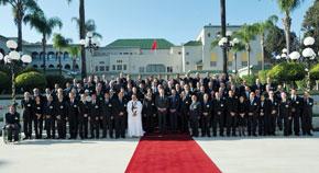 S.M. le Roi : l'installation du CES est propre à donner une forte impulsion à la dynamique réformatrice