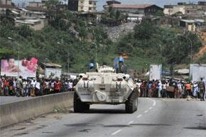 L'Onu craint une guerre civile
