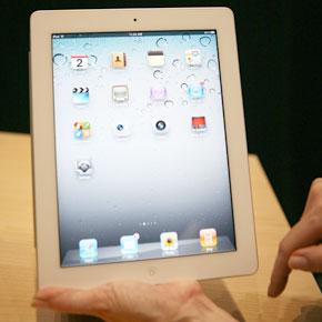 iPad et tablettes, concurrence réelle