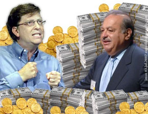 Carlos Slim, milliardaire à l'ancienne