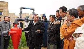 Plan Maroc vert, les agriculteurs utilisant l'irrigation goutte à goutte peuvent bénéficier des subventions de l'Etat, qui peuvent aller jusqu'à 100%. (Photo : MAP)