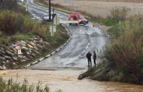 Les pluies font deux victimes