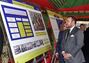S.M. le Roi examine le programme global en matière du logement social du groupe «Alliances Darna» au niveau du Grand Casablanca, doté d'un investissement de 4,43 MMDH