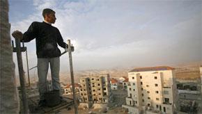 Feu vert du conseil municipal d'Al-Qods pour de nouvelles colonies. (Photo : alqods-palestine.blogspot.com)