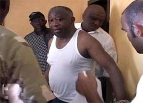 Laurent Gbagbo capturé