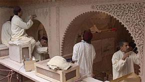 «Le choix du Maroc émane de notre appréciation des efforts du Royaume en matière de préservation des arts mais aussi du savoir-faire de ses artisans», a affirmé, Navina Haidar. (Photo : MAP)