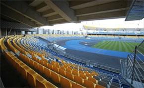 Infrastructure sportive de niveau mondial