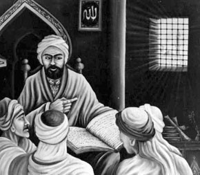 Ibn Khaldoun et Tamerlan