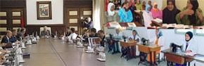 Le Conseil d'orientation stratégique réuni à Rabat