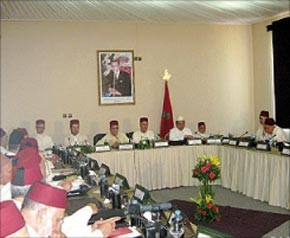 Clôture des travaux de la 12e session ordinaire du Conseil supérieur des oulémas