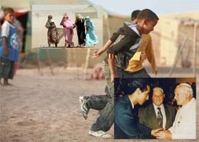 Appel à la Communauté internationale à exercer des pressions sur Alger pour l'amener à honorer ces obligations. (Photo : DR)