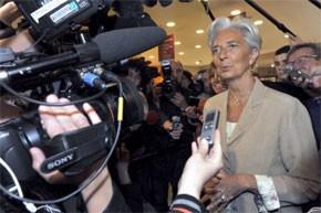 Lagarde n'obtient pas le soutien de Pékin