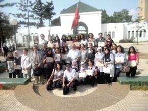 Rabat rafle les prix de «Femmes en mathématiques»