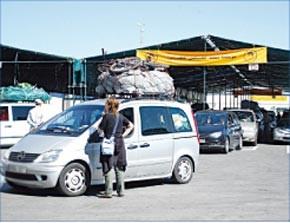 Plus de 124.000 MRE ont regagné le Maroc à travers Bab Sebta