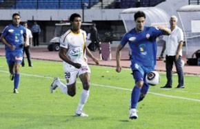 Le MAS vainqueur du Hassania