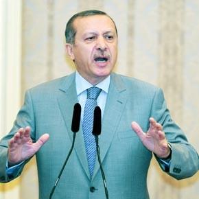 Erdogan accuse Israël d'être un «enfant gâté»