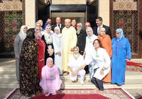 S.M. le Roi inaugure à Nador un espace dédié à la femme et à l'enfant, réalisé pour un investissement global de 5,8 MDH