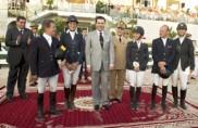 S.A.R. le Prince Moulay Rachid préside la clôture de la première étape