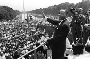 Martin Luther King lançait : «I have a dream»