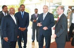 «Maroc export» de retour en Afrique