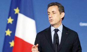 Sarkozy annonce des mesures  contre le chômage