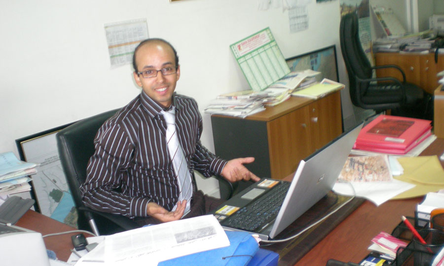 Ahmed Joumani.