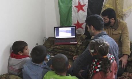 Les réfugiés syriens pessimistes