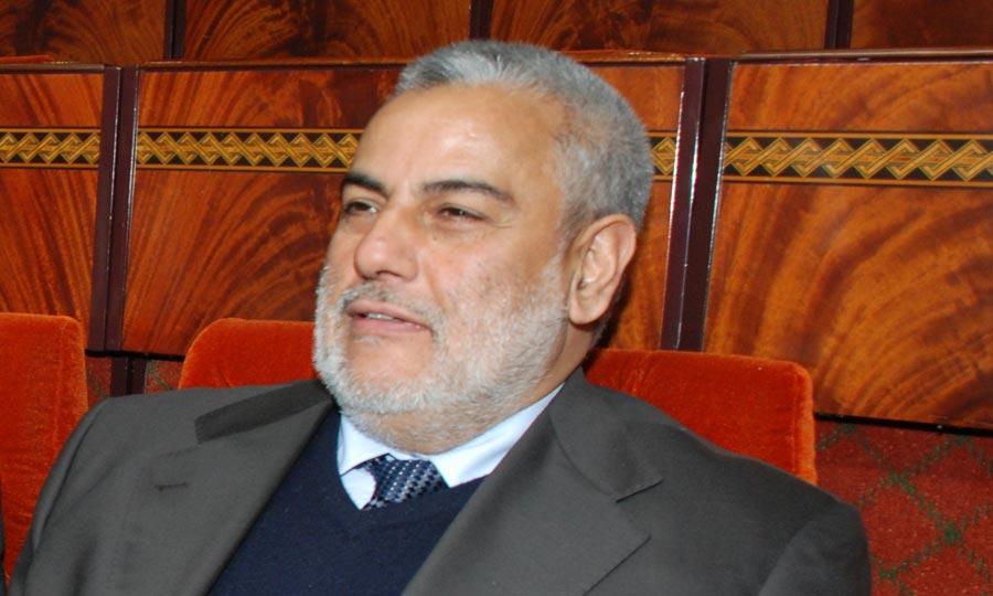 Le chef de gouvernement, Abdelilah Benkirane. (Photo : Hihi)
