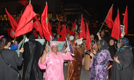 Les réformes au Maroc expliquées à Washington