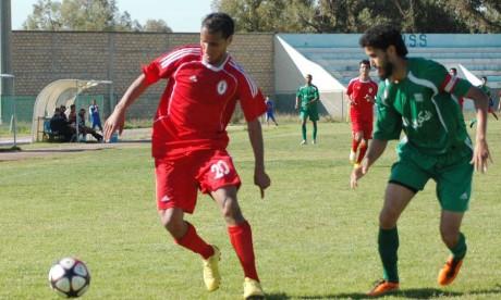 Amal Tiznit corrige Olympique Marrakech