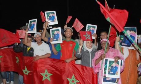 Les changements intervenus au Maroc évoqués