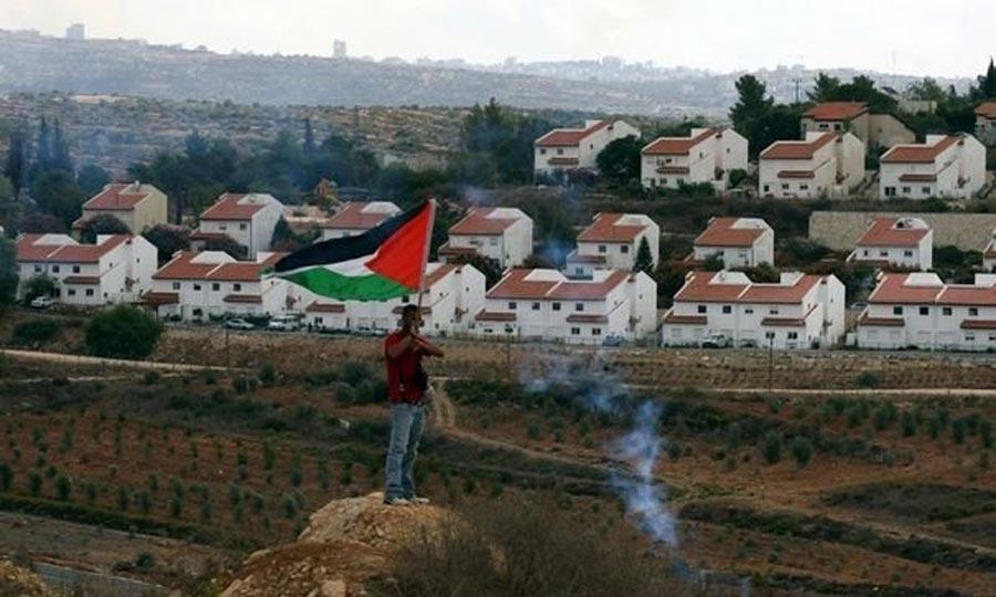 Le tribunal a estimé que les colons étaient installés illégalement dans cette maison du quartier de Tel-Roumeida. (Photo : www.agencemediapalestine.fr)