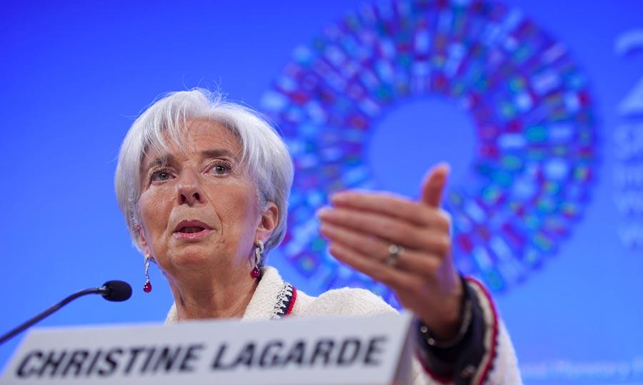 Le Fonds monétaire international va tenter d'obtenir à Washington un engagement des pays riches et émergents du G20 à augmenter substantiellement ses ressources financières. (Photo : AFP)
